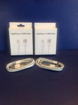 IPHONE 5&6 CHARGER CABLES in Naperville, Illinois