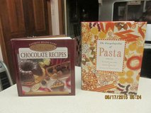 Hello Chocolate Lovers!  Fabulous Hardcover Cookbook (Pasta Cookbook Sold) in Houston, Texas