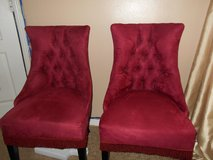 Like New Tucked Chairs in Spring, Texas