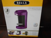 NIB Bella 13783 One Spoon One Cup Coffer Maker in Spring, Texas