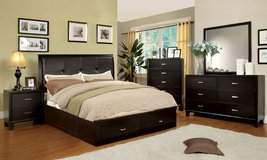 5PC Bedroom Set w Storage FREE DELIVERY in Camp Pendleton, California