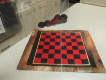 Portable Game Of Checkers in Houston, Texas