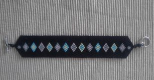 Handmade Beaded Bracelet in El Paso, Texas
