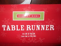 Holiday Home Table Runner in Spring, Texas
