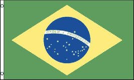 Flag - Brazil - 3' x 5' - Polyester - New in Fort Lewis, Washington