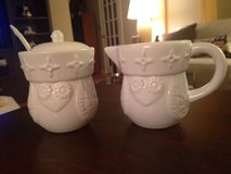 NIB Sugar & Creamer Set in Aurora, Illinois