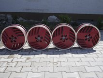 Set of 4 Pontiac 1991 Grand Am SE cast aluminum rims in Ansbach, Germany