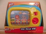 Play right my first TV in Chicago, Illinois