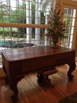 Antique 1800's piano in Houston, Texas