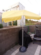 Patio Umbrella with Stand in Ramstein, Germany