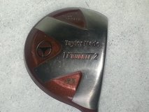 Driver! Taylor made Burner Bubble 2 Driver 9.5 Deg RH in Chicago, Illinois