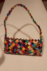 Candy Wrapper Purse in Chicago, Illinois
