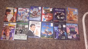 brand new dvds, factory sealed in Naperville, Illinois