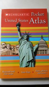 Scholastic Pocket United States ATLAS in Fort Lewis, Washington