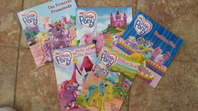 MY LITTLE PONY BOOKS (5) in Tacoma, Washington