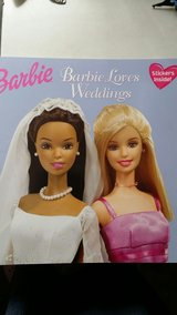 Barbie Books (2) in Fort Lewis, Washington