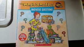 SCHOLASTIC:  The Magic School Bus in Fort Lewis, Washington