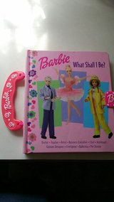 Barbie:  What Shall I be? in Tacoma, Washington