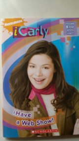 SCHOLASTIC:  i Carly - I have a web show! in Fort Lewis, Washington