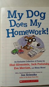 SCHOLASTIC:  My Dog Does My Homework! in Tacoma, Washington