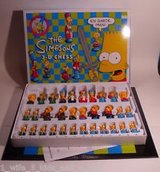 The Simpsons 3D Chess set in Fort Knox, Kentucky