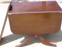 Antique Dining Table (Drop Leaf) in Ruidoso, New Mexico