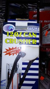 can crusher in Yucca Valley, California