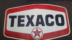 4'X6' Texaco Sign in Joliet, Illinois