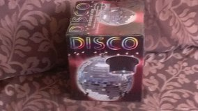 """LED DISCO LIGHT WITH MOTOR """"NEVER OPENED"""" Reduced in half in Ramstein, Germany"""
