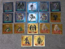 Lot of (51) Yu-Gi-Oh Stickers, 1996 TOPPS – Regular and Foils -NM/M in Lawton, Oklahoma