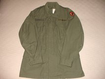 1970 Vietnam Era M-65 Man's Field Coat in Morris, Illinois