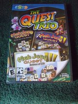 NEW The Quest Trio: Mah Jong PC Computer Game in Camp Lejeune, North Carolina