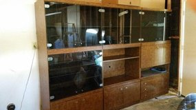 Sectional Wall Unit, 3 Separate Units in Camp Pendleton, California