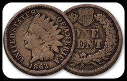Start Collecting Indian Head Cents in Okinawa, Japan