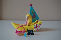 Polly Pocket Banana Boat in Naperville, Illinois