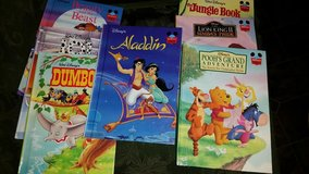 Disney 7 Piece Children's Book Set in Fort Campbell, Kentucky