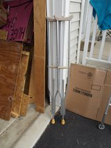 CRUTCHES FOR SALE,VERY NICE CONDITION in St. Charles, Illinois