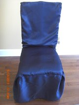 Chair Cover Covers Blue,Red, Green fits Dining and  Parson chairs in Alamogordo, New Mexico