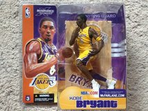 Kobe Bryant McFarlane Figure in Camp Lejeune, North Carolina