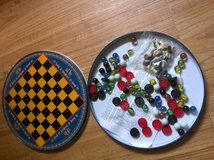 2 games...checkers ,chess,Chinese checkers in Fort Riley, Kansas