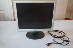 "Gateway 17"" Flat-Panel TFT-LCD Monitor #FPD1760 in Bolingbrook, Illinois"