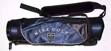 Kids Nike Golf bag navy with stand in Kingwood, Texas