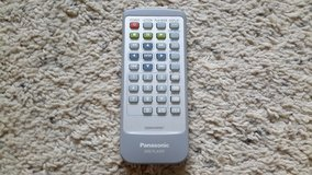 Panasonic Remote in Camp Lejeune, North Carolina