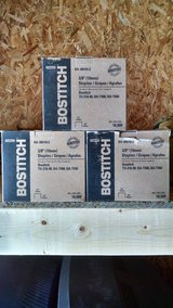 Bostitch staples (3/8x10mm)Reduced in Camp Lejeune, North Carolina