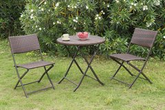 3PC PATIO SETS FREE DELIVERY in Camp Pendleton, California