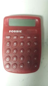 Fossil Calculator in Kingwood, Texas