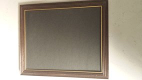 Wall-Mount Frame - No Glass in Kingwood, Texas