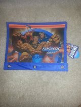 NWT Fantastic Four 3 Ring Pencil Pouch with Zipper in Camp Lejeune, North Carolina