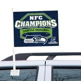 "***** SEATTLE SEAHAWKS ""NFC CHAMPIONS"" Car Flags ***** (NEW) in Tacoma, Washington"