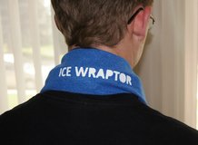 *** Ice Wraptor ThermaFreeze Ice Bandana incl. 3 ThermaFreeze Ice Sheet Inserts *** in Tacoma, Washington